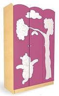 Детский 3х дверный шкаф Дисней Модерн