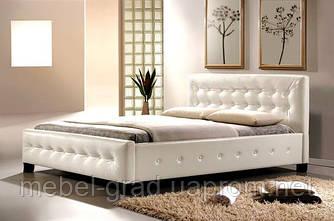Кровать двухспальная Barcelona / Барселона Signal белый