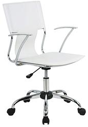 Офисное кресло Q-010 Signal белый