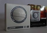 CEWAL RQ01 комнатный термостат воздуха настенный механический для отопления и охлаждения., фото 3