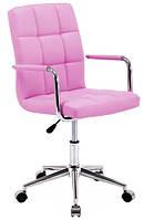 Офисное кресло Q-022 Signal розовый