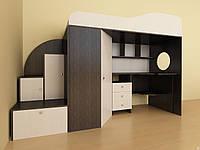 Кровать чердак 127
