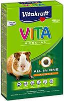 Корм для морских свинок Vitakraft Vita Special, гранулированный, 0.6 кг