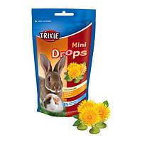 Витамины Trixie Mini drops для грызунов, с одуванчиком 75г