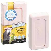 Мел Karlie-Flamingo Pick Stone Iodized Salt йодированный для птиц
