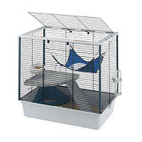 Клетка для хорька Ferpalst Furet Plus, пластиковая, 80х50х70 см