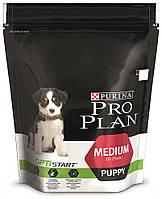 Корм для щенков ProPlan Puppy Medium, с курицей, 12 кг