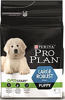 Корм для щенков крупных пород ProPlan Puppy Large Robust, с курицей, 12 кг 12280784