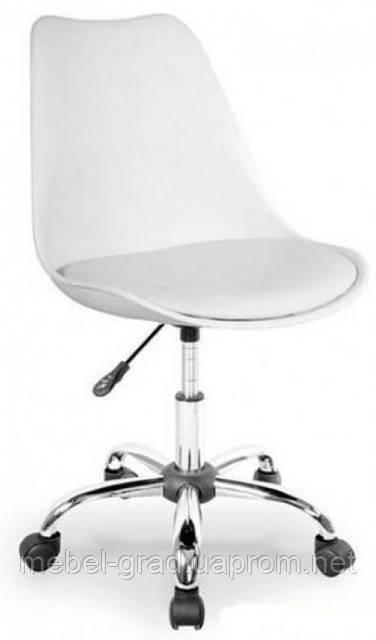 Детское компьютерное кресло Coco / Коко Halmar белый