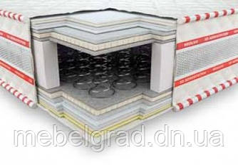 Матрас ортопедический 3D Гранд зима-лето Neolux 80х190
