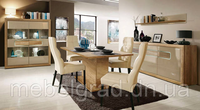 Їдальня меблі Tiziano / Тизиано Forte
