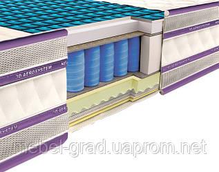 Матрас ортопедический 3D Империал Comfo Gel Neolux 80х200