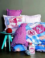 Постельное белье детское Ранфорс NUMBER ONE Karaca Home