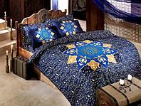 Постельное белье Nilufer Lacivert Cotton Box
