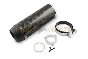 Прямоток Tri-Oval Carbon mod:1 (600сс)