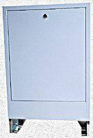 Шкаф коллекторный встроенный  430 x 700 х 120 - 200