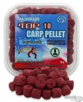 Пеллетс насадочный Haldorado TOP 10 Carp Pellet 8mm Холодный карп (фруктовый)