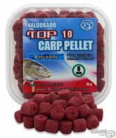 Пеллетс насадочный Haldorado TOP 10 Carp Pellet 8mm Большой карп