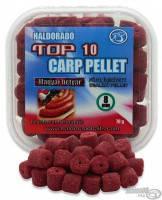 Пеллетс насадочный Haldorado TOP 10 Carp Pellet 8mm Венгерский запрет (колбаса+пряности), фото 1