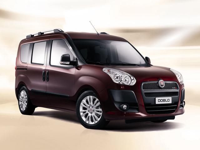 Fiat Doblo 2010-