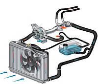 Система охолодження двигуна