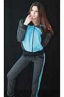 Женский  стильный спортивный костюм   , фото 1