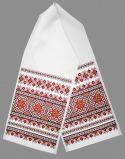 Рушник для венчания светлый орнамент №1