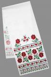 Рушник для венчания цветы №1