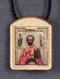 Ладанка с иконой свт.Николая Чудотворца