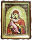 Икона Божьей Матери Владимирская №05