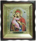 Икона Божьей Матери Владимирская №04