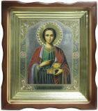 Икона св.вмч.Пантелеимона целителя №03