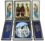 Икона св.Гурия, Самона и Авива