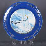 Тарелка сувенирная №04