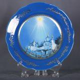 Тарелка сувенирная №06