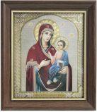 Икона Божьей Матери Иверская №01