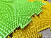 Массажный коврик ОРТО оптом Мягкая травка расслабляющий массажный эффект