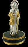 Скульптура с образом Ксении Петербургской