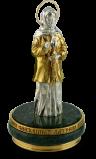 Скульптура с образом Матроны Московской