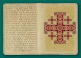 Кожаная обложка для паспорта №01