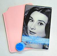 Карманное зеркальце Одри Хепберн