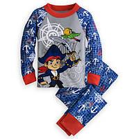 """Пижама детская для мальчика """"Капитан Джейк и Скалли"""" Дисней оригинал, США (размер: 3;4):"""