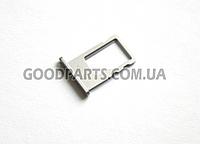 Сим-карт холдер для iPhone 6 серебряный (Оригинал)