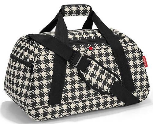 Вместительная сумка для путешествий на 35 л Reisenthel MX 7028-fifties black