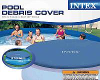 Тент для надувного круглого бассейна Intex 28022 (58919) 366 см