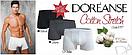 Мужские трусы Doreanse 1717 белые, фото 3