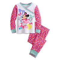 """Пижама детская для девочки """"Минни Маус"""" Дисней оригинал, США (размер: 3):"""