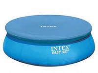 Тент для надувного круглого бассейна Intex 28020 (58939) (244см)