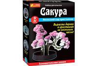 "Научная мини-игра Дерево из кристаллов ""Сакура"""