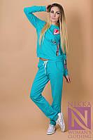 Женский спортивный костюм №27-1235